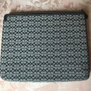 Coach ipad Tablet Case